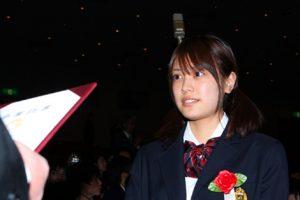 福田沙紀さんのコスチューム