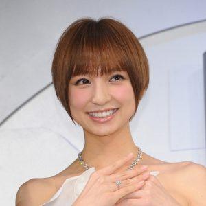 篠田麻里子の学歴と経歴|出身中...