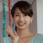 加藤綾子(カトパン)の学歴と経歴|出身中学校高校や大学の偏差値