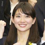 山本里菜アナウンサーの学歴と経歴|出身中学校高校や大学の偏差値