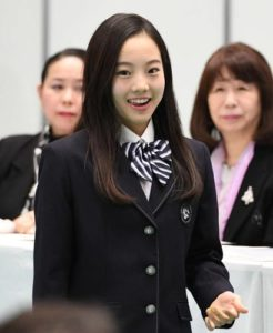 本田真凛の学歴|出身大学高校中学校や小学校の偏差値と学生時代