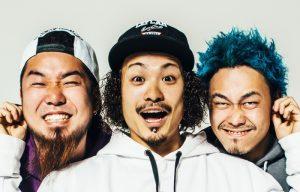 熊本県出身の3人組ロックバンド「WANIMA(ワニマ)」が