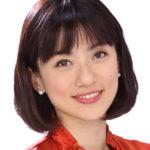 梅津弥英子の学歴|出身大学高校や中学校の偏差値と若い頃のかわいい画像