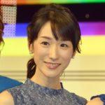 堂真理子アナの学歴|出身大学高校や中学校の偏差値|若い頃のかわいい画像