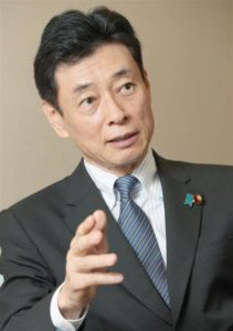 ボクシング 西村大臣