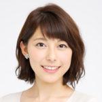 上村彩子アナの学歴|出身大学高校や中学校の偏差値|陸上がすごかった